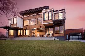 104 Homes Made Of Steel 14 Stunning Out Shipping Containers Loveproperty Com