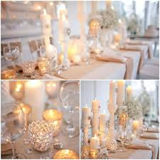 Wedding Table Decoration Ideas Candles Sweet Looking 13 1000 About Candle Centerpieces On Pinterest