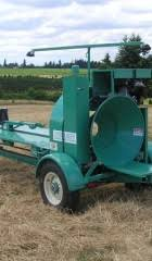 Christmas Tree Baler by Res Equipment Resequipment