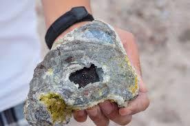 Dugway Geode Beds by Rockhounding Digging For Buried Treasure In Utah U0027s West Desert
