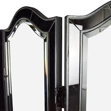 Pier One Dressing Mirror by Decor Fabulous Astounding Mirror Bird Dressing Screen Mirrored