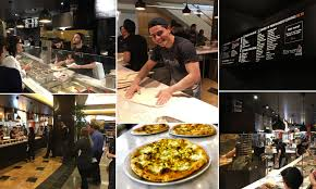 100 Elemental Seattle WoodFired Pizza Pizza Washington