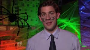 Jim And Pam Halloween by The Office Haunted Warehouse Deleted Scene On Vimeo