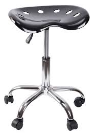 Modern Tractor Seat Swivel Chair With Adjustable Height And Casters
