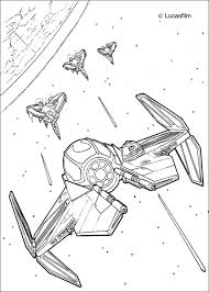 Full Image For Star Wars Coloring Pages Yoda Lego Spaceships War