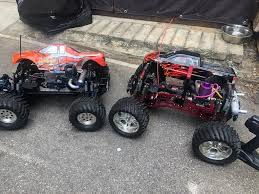 RC MONSTER TRUCKS | In Normandy, Surrey | Gumtree