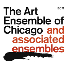 The Art Ensemble Of Chicago And Associated Ensembles BLACK GROOVES