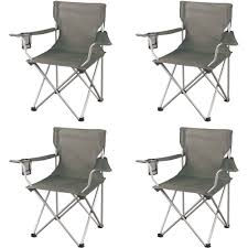 Ozark Trail Classic Folding Camp Chairs, Set Of 4 - Walmart.com Buy 10t Quickfold Plus Mobile Camping Chair With Footrest Very Fishing Chair Folding Camping Chairs Ultra Lweight Beach Baby Kids Camp Matching Tote Bag Walmartcom Reliancer Portable Bpacking Carry Bag Soccer Mom Black Kingcamp Moon Saucer Ebay Settle Drinks Holder Trespass Eu Costway Adjustable Alinum Seat Kijaro Dual Lock World Branson Navy Striped Folding Drinks Holder