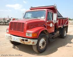 100 Trucks For Sale In Oklahoma 1990 Ternational 4700 Dump Truck Item EK9745 9272018