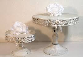 Wedding Cake Stands Vintage Fancy Inspiration Ideas 7 Pink Stand Small