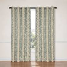 108 Inch Blackout Curtains by Buy 108 Inch Window Curtain Panel In Blue From Bed Bath U0026 Beyond