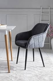 salesfever armlehnstuhl mit diamantsteppung auf der rückseite kaufen otto
