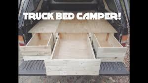 100 Truck Bed Camper DIY Cap Part 1 YouTube