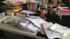 bureau en m al la clef de la productivité avoir un bureau en désordre