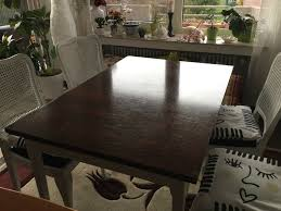 tisch zu verschenken küche esszimmer in nordrhein westfalen