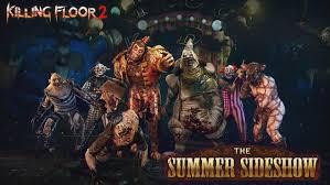 pc gaming show e3 2017 killing floor 2 summer sideshow