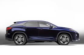 Lexus May Announce Intent to Build Three Row RX Soon & Image