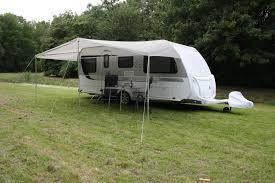 Caravan Awning: Sun Canopy