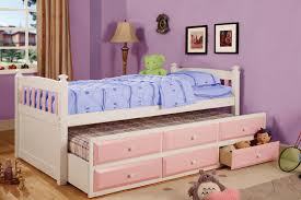twin trundle beds types of trundle beds