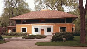 100 Prairie House Architecture Frank Lloyd Wright Pre1900 The First S