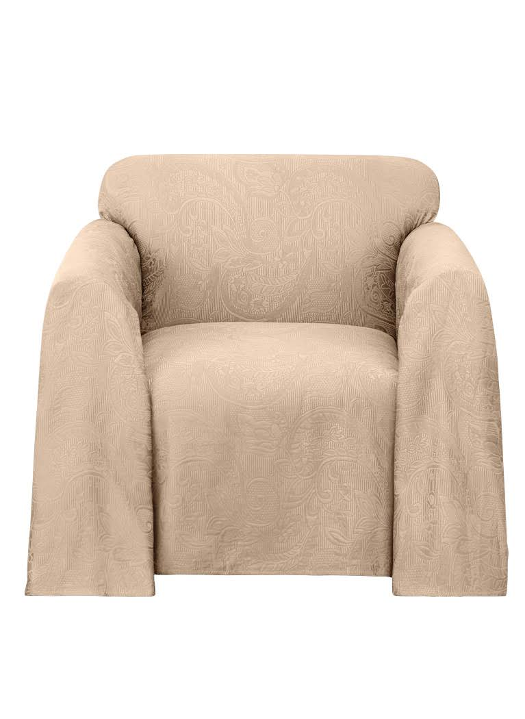Stylemaster Alexandria Furniture Throw Chair - Beige