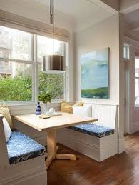 Eat In Kitchen Booth Ideas by Our Favorite Small Kitchens That Live Large Banquettes Wood