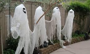 Scary Halloween Props Diy by Easy Diy Halloween Decorations Outdoor Diy Outdoor Halloween