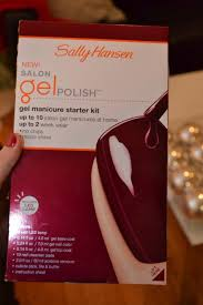 Sally Hansen Led Lamp by Diy Gel Or Shellac Nails Warfieldfamily
