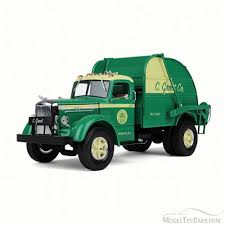 100 First Gear Garbage Truck C Groot Company Mack L Vintage 104064
