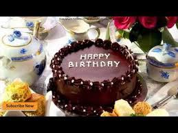 Chocolate Birthday Cake Beautiful Cakes