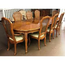 Wonderful Vintage Thomasville French Court Dining Table Amp Chairs