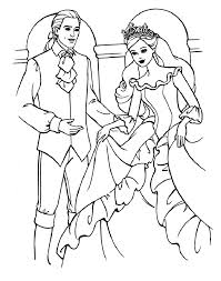 Barbie And Ken Coloring Pages To Print
