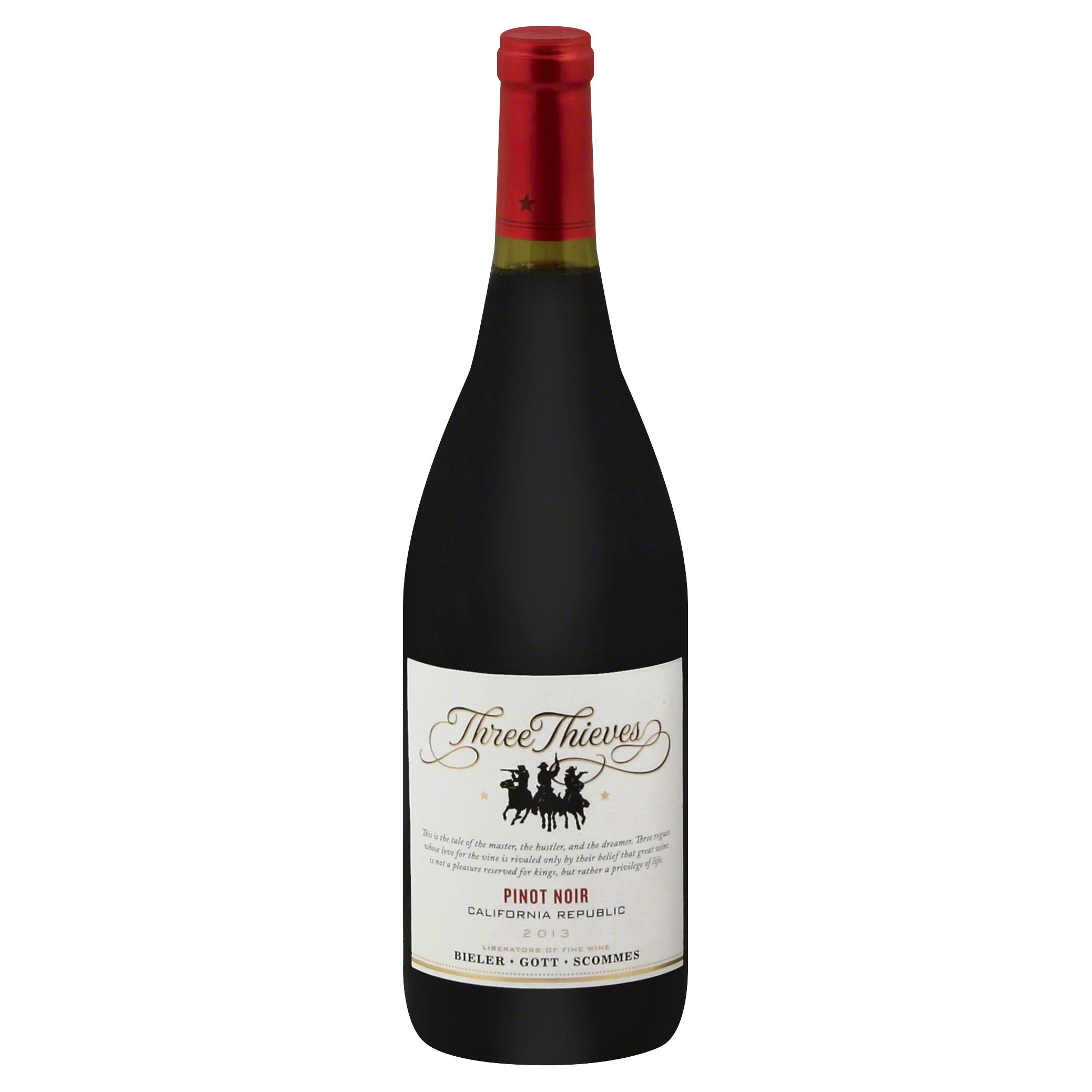2015 Three Thieves Pinot Noir - California, USA