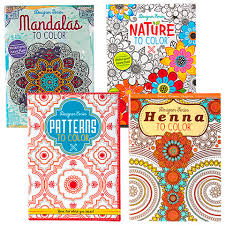 Designer Series Adult Coloring Books