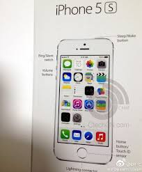 iPhone 5S Specifications and Price in India