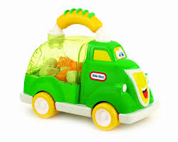Little Tikes Handle Haulers Pop Haulers - Garbage Truck: Amazon.co ...