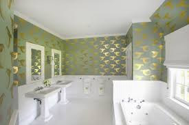 Before And After: An Easy Bathroom Makeover With Wallpaper ... Easy Bathroom Renovations Planner Shower Renovation Master Remodel Bathroom Remodel Organization Ideas You Must Try 38 Aboruth Interior Ideas Amazing Quick Decorating Renovations Also With A Professional 10 For Creating Your Perfect Monochrome Bathrooms 60 Design With A Small Tubs Deratrendcom 11 Remodeling The Money Pit 05 And Organization Doitdecor In Accord 277 Best Sherwin Williams Decoration Decor Home 73 Most Preeminent Showers Tub And