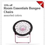 Round Bungee Chair Walmart by Target Bungee Chair For 15 30 Reg 29 99 Updated Info
