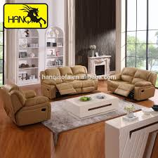 Decoro Leather Sectional Sofa by Beige Leather Recliner Sofa Set Best Home Furniture Design