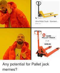 Memes Jack And For Product Uline Pallet Truck Standard Ulineca HAND