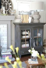 Polished Farmhouse Family Room Home Decor Painting Rustic Furniture