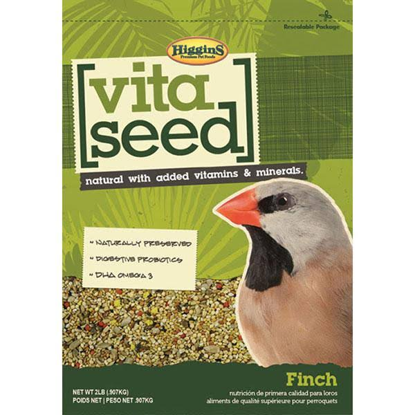 Higgins Vita Seed Finch Bird Food