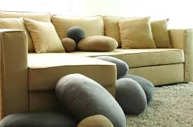Ikea Sectional Sofa Bed Instructions by Slipcover For Ikea Manstad Sofa Bed Snug Fit Version Youtube