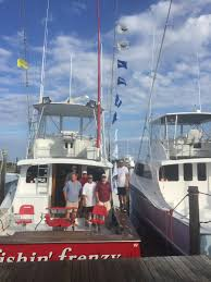 Hard Merchandise Tuna Boat Sinks by Fishing Report Fishin Frenzy Report On The Latest Obx Charter