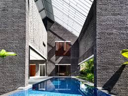 100 Hyla Architects Luxury Homes A Siglap View Dwelling With An Unusual Roof Structure