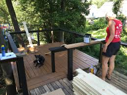 Behr Premium Deck Stain Solid by Deck Envy Kimjbowshow