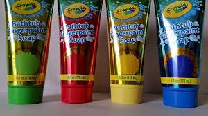 19 crayola bathtub fingerpaint soap crayola finger paint