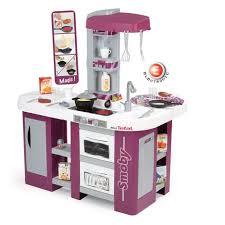 cuisine tefal enfant cuisine tefal studio xl prune jouet d imitation smoby pas cher à