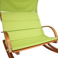 Sunnydaze Outdoor Wooden Rocking Cushioned Loveseat With ... My Favorite Finds Rocking Chairs Down Time Exciting Rattan Wicker Chair Cushions Agreeable Fniture Rural Grey Wooden Single Rocking Chair Departments Diy At Bq Outdoor A L Hickory 7 Slat Rocker In 2019 Handsome Green Tweed Cushion Latex Foam Rustic American Sedona Lowes For Inspiring Antique Classic Check Taupe Plaid Standish Darek La Lune Collection Belham Living Raeburn Rope And Wood Walmartcom