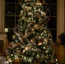 Country Christmas Tree Decorating Ideas Rustic Xmas Decoration Designs Ornaments Designer